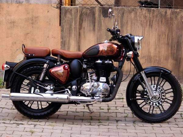 Pleasant Top Royal Enfield Seat Cover Designs Which Will Make You Evergreenethics Interior Chair Design Evergreenethicsorg