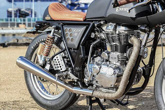 Phenomenal Top Royal Enfield Seat Cover Designs Which Will Make You Spiritservingveterans Wood Chair Design Ideas Spiritservingveteransorg